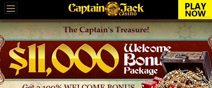captain casino